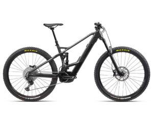 Orbea Wild FS H25 29er Electric Mountain Bike 2021 Graphite/Black