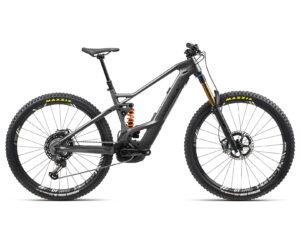 Orbea Wild FS M-LTD 29er Electric Mountain Bike 2021 Anthracite-Black