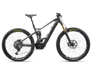 Orbea Wild FS M-TEAM 29er Electric Mountain Bike 2021 Anthracite/Black