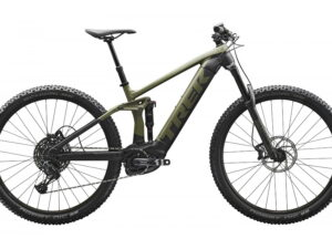 Trek Rail 5 SX 29er Electric Bike 2021 Olive Grey/Trek Black