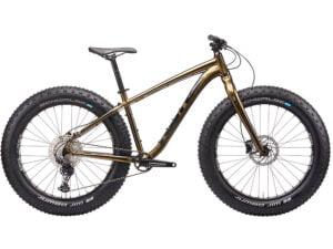 Kona Wo Fat Bike 2021 - Gloss Metallic Champagne, Gloss Metallic Champagne