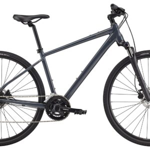 Cannondale Quick CX 3 Hybrid Bike 2021 Slate Grey