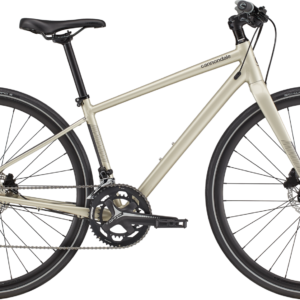 Cannondale Quick Disc 1 Womens Hybrid Bike 2021 Champagne