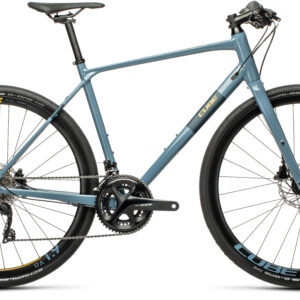 Cube SL Road Race Hybrid Bike 2021 Blue/Orange