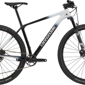 Cannondale FSi Carbon 5 Hardtail Mountain Bike 2021 Cashmere White