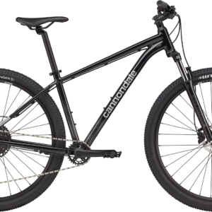 Cannondale Trail 5 Hardtail 27.5 Mountain Bike 2021 Graphite/Black