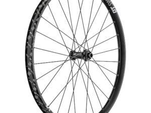 DT Swiss M 1900 SP 35mm Front Wheel - Black - 100mm, Black