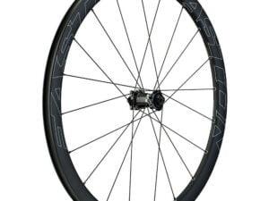 Easton EC90 SL Disc Front Road Wheel - Tubular - Black - 700c, Black