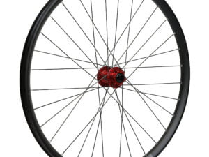 Hope Fortus 30 MTB Front Wheel - Red - 15 x 100mm, Red