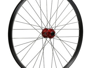 Hope Fortus 35 MTB Front Wheel - Red - 15 x 100mm, Red
