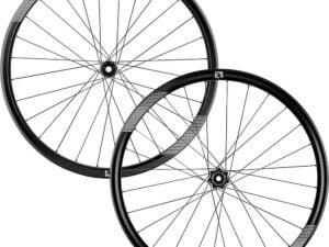 Reynolds TRS 307 Carbon MTB Wheelset - Black - SRAM XD, Black