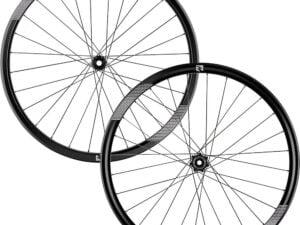 Reynolds TRS 367 Carbon MTB Wheelset - Black - SRAM XD, Black