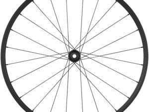 "Shimano MT500 BOOST Front Wheel - Black - 29"", Black"