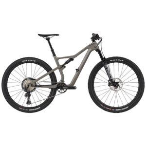 CANNONDALE SCALPEL CARBON SE 1 29er MOUNTAIN BIKE 2021 Stealth Grey