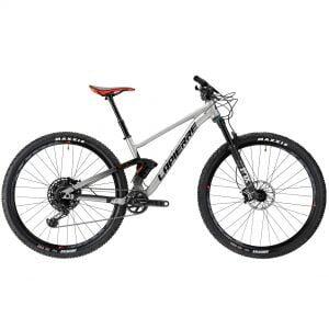 Lapierre Zesty TR 5.9 Full Suspension Mountain Bike - 2020, Silver