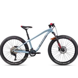 Orbea Laufey H20 24in Wheel Kids Mountain Bike 2021 Blue Grey/Red