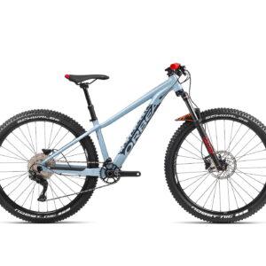 Orbea Laufey H20 27 Wheel Kids Mountain Bike 2021 Blue Grey/Red