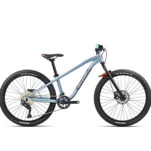Orbea Laufey H30 24in Wheel Kids Mountain Bike 2021 Blue Grey/Red