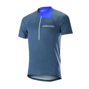 Alpine Stars Men's Elite Short Sleeve Jersey, BLUE/JERSEY