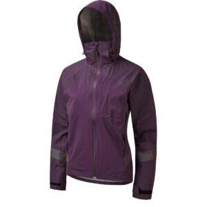 Altura Women's Nightvision Hurricane Waterproof Jacket - 10 Purple