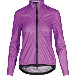 Assos Women's DYORA RS Rain Cycling Jacket - M Venus Violet   Jackets