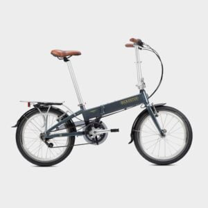 BICKERTON Bickerton Argent 1707 City Folding Bike, Grey/Grey