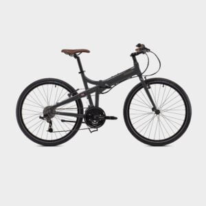 "BICKERTON Docklands 1824 Country Bike 18"", Grey/Grey"