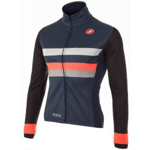 Castelli Women's Movimento Windstopper Cycling Jacket - S   Jackets