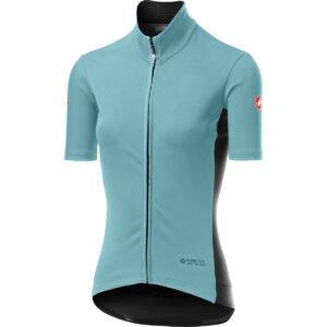 Castelli Women's Perfetto Light ROS Jacket - XS Celeste   Jackets