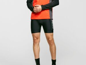 Dare 2B Men's Ecliptic Cycle Shorts With Gel Inserts, Black/Black