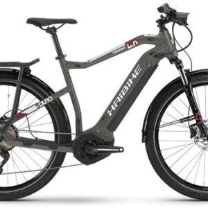 Haibike SDuro Trekking 4.0 2021 - Electric Hybrid Bike