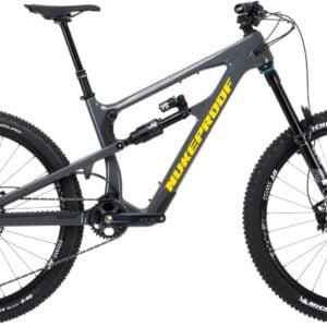 NukeProof Mega 275 Elite 27.5 Mountain Bike 2021 Bullet Grey