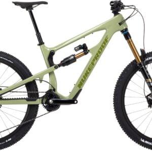 NukeProof Mega 275 Factory 27.5 Mountain Bike 2021 Artichoke Green