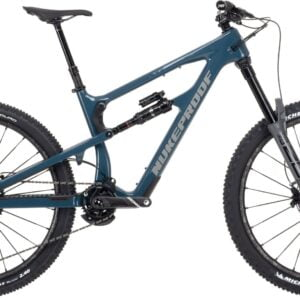 NukeProof Mega 275 RS 27.5 Mountain Bike 2021 Bottle Blue
