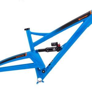 Orange Switch 6 29/27.5 Mountain Bike Frame 2021 Sparks Blue