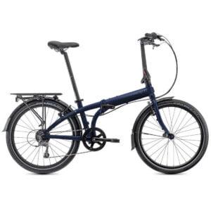 "Tern Node D8 Folding Bike (2021) - 20"" Midnight Blue | Folding Bikes"