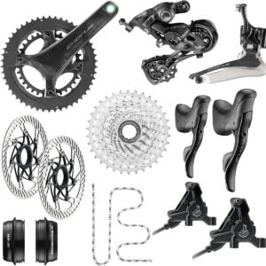 Campagnolo Chorus 12 Speed Disc Groupset - 52.36Tx11-34 170mm Carbon