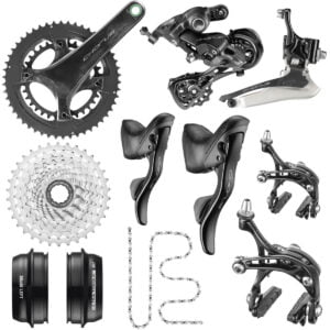 Campagnolo Chorus 12 Speed Groupset - 48.32x11-34 175mm Carbon