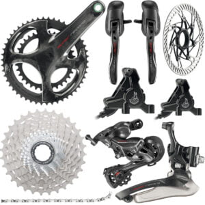 Campagnolo Super Record 12x Disc Groupset - 172 x 36/52 - 11/32