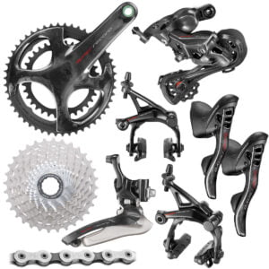 Campagnolo Super Record Groupset (12 Speed) - 175mm 39/53-11/32 17