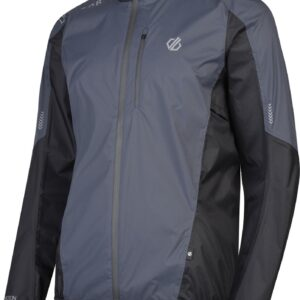 Dare 2B Men's Mediant Waterproof Cycling Jacket, BLACK/JACKET