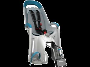 Hamax Amaze Mounted Child Seat Light Grey/Petrol Blue