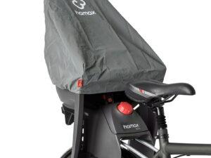 Hamax Child Bike Seat Rain Cover Black