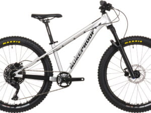 Nukeproof Cub-Scout 24 Race Kids Bike 2021 Brushed Alloy
