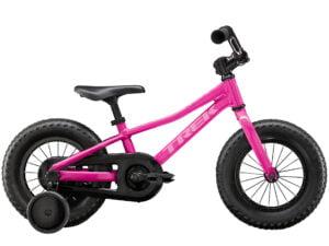 Trek Precaliber 12 Girl Kids Bike 2021 Royal Blue Vice Pink
