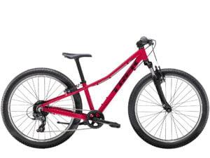 Trek Precaliber 24 8 speed Suspension Girls Kids Bike 2021 Magenta