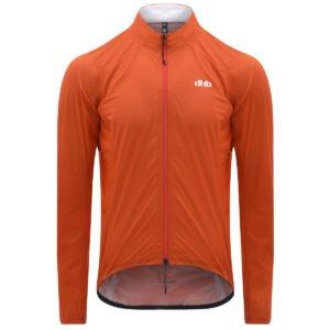 dhb Aeron Lab Ultralight Waterproof Jacket - X Small Orange | Jackets