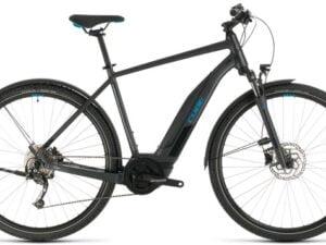 Cube Nature Hybrid One 400 AllRoad 2020 - Electric Hybrid Bike