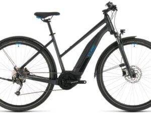 Cube Nature Hybrid One 500 Trapeze Womens 2020 - Electric Hybrid Bike