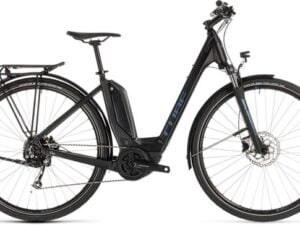Cube Touring Hybrid One 400 Easy Entry 2019 - Electric Hybrid Bike